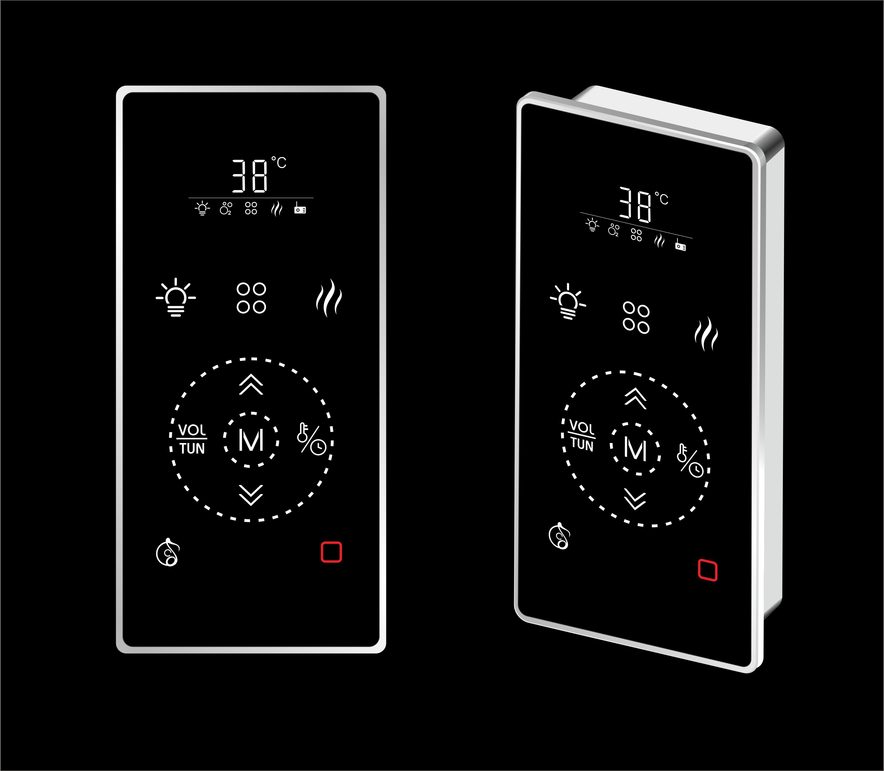 LW208W Steam Room Controller